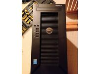 Dell PowerEdge T20 Server - Pentium G3220 - 8GB RAM - 2 x 500GB Hard Drive