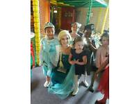 Elsa Frozen Singer & Children's Party Entertainer Glasgow