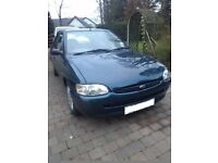 1995 Ford Escort 66k miles! MOT til Dec 17