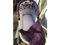 Mamas and papas sola buggy and carriage