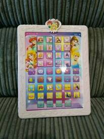 Disney princess ipad