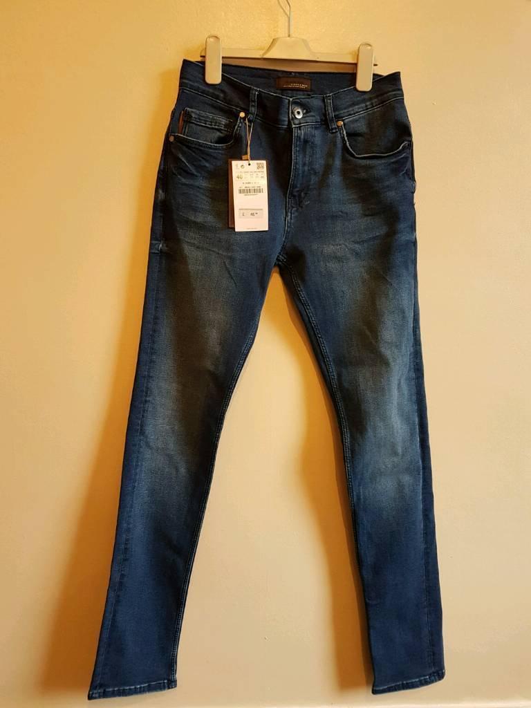 Men Zara slimfit brand new Jeans W31