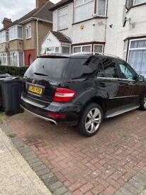 image for Mercedes-Benz, M CLASS, Estate, 2011, Semi-Auto, 2987 (cc), 5 doors