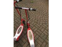 Electric scooter razorE100