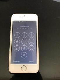 Iphone 5S 32gb gold unlocked excellent condition