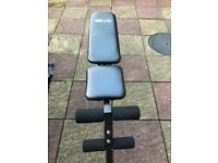 PRO FITNESS INCLINE BENCH - EXCELLENT CONDITION
