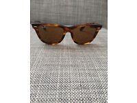 Rayban Wayfarer Original Sunglasses Light Tortoise - Large (54MM)