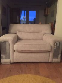 Love seat armchair for sale