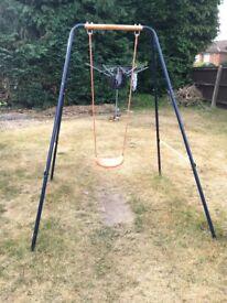 Kids Swing Age 3-7 (Used)