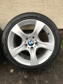 BMW Style 339 Alloy Wheels as fitted to E90, 8x17, ET34