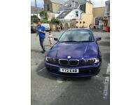 BMW 3 Series Coupe (2001) 2.2 petrol