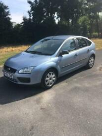 2005 55 Reg Ford Focus LX TDCI 5 Door Hatchback