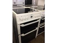 BEKO 60 CM WIDE ELECTRIC COOKER WITH GUARANTEE 🇬🇧🇬🇧🌎🌎🇬🇧🇬🇧