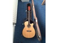 Tanglewood Cse with hard case