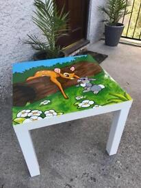 Bambi children's table