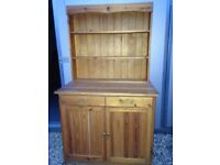 Pine Kitchen Dresser Welsh Dresser Kitchen Cupboards