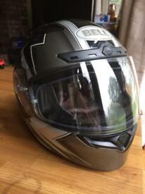 Bell Qualifier DLX Electric Motorbike Helmet