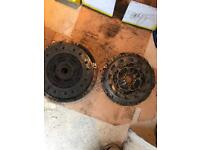 ***AUDI S5/A5 CLUTCH AND FLYWHEEL PART USED****