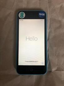 Apple iPhone 5c refurbished!