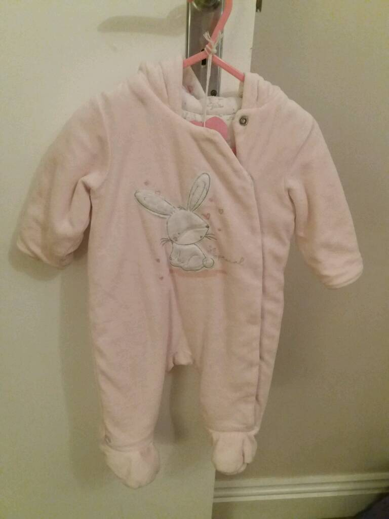 Mothercare Snow Suit