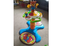 Vitech Sit and Stand Dancing Tower