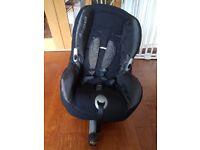 Maxi Cosi Toddler Car seat (6mo to 4yrs) isofix
