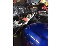 Honda Blackbird