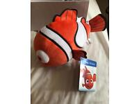 Brand new Disney finding nemo soft toy