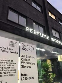 PERFUME WORKS, 116-1463 sq/ft studios AVAILABLE to rent SOON - Wadsworth Close, Perivale, UB6 7JF
