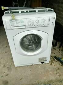 Washing machine (broken belt)