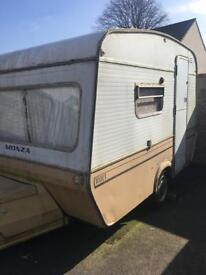 Mazda Caravan - perfect for refurbishment