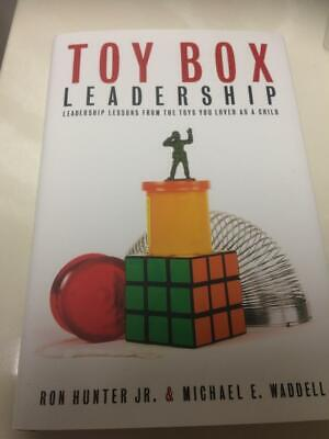 Toy Box Leadership: Leadership Lessons from the Toys You Lov