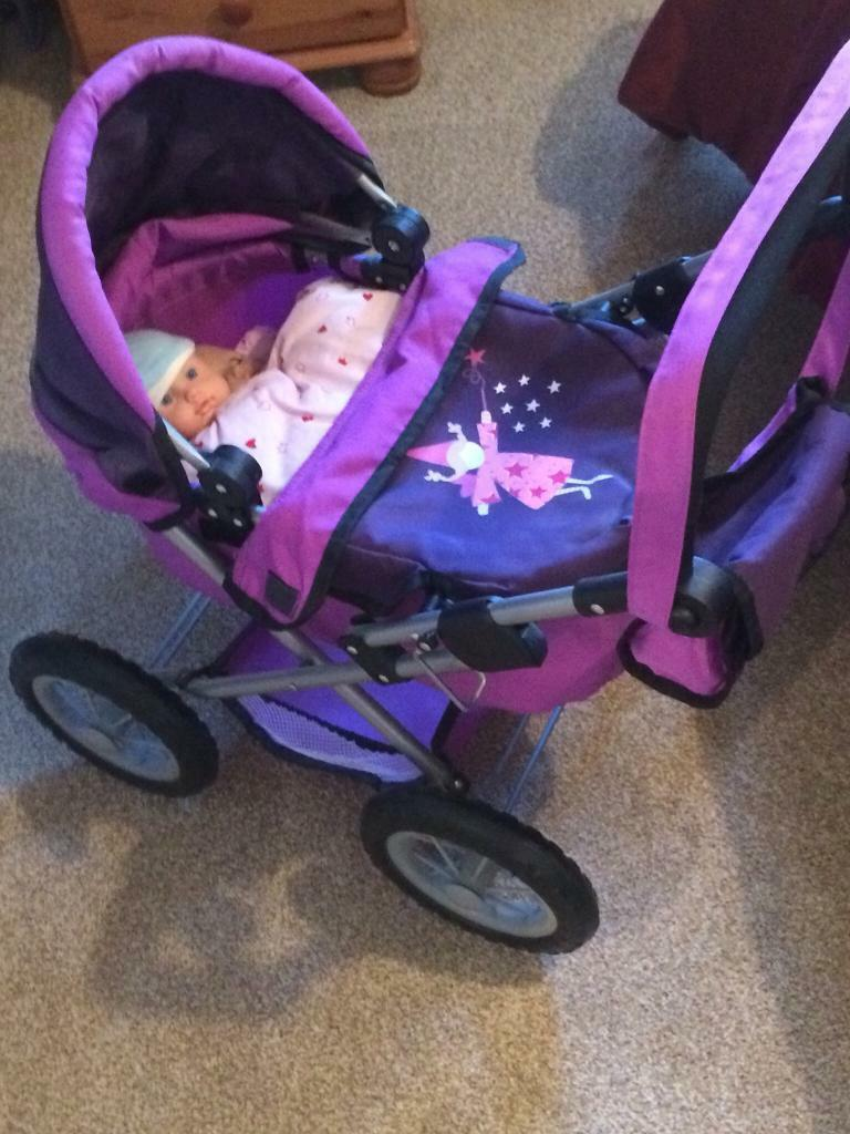 As new Toy Pram
