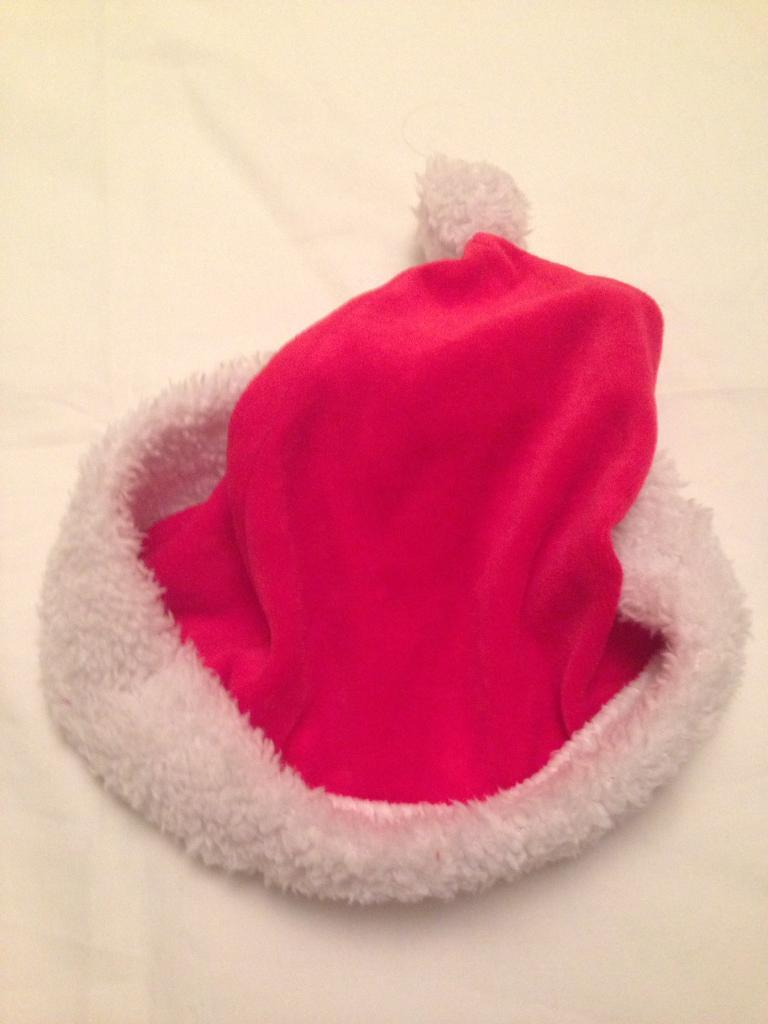 Baby hat 6-12m Christmas