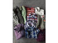 Boys clothing bundle 3-4