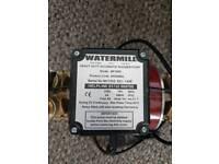 Watermill heavy duty 3 bar shower pump