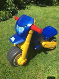 Toddler Ride on Motorbike