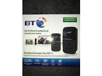 Broadband extender flex 500 kit
