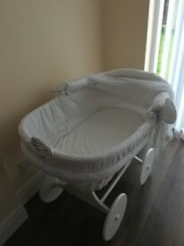 Great Condition - Baby Crib (Suitable from 0-6 months)