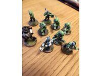 Warhammer Tau Empire Fire Warriors