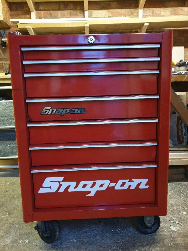 Snap On Tool Box Rolling Cabinet In Bath Somerset Gumtree