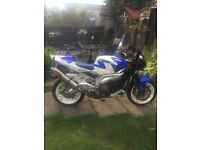 Apprillia Tuono R Mot'd and two new tyres. Akrapobik exhausts. Lots of extras reluctant sale