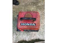 honda 950 2 stroke generator