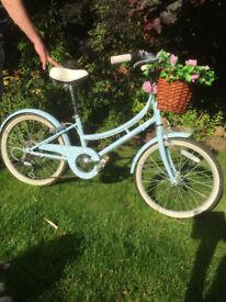 BOBBIN LOLLIPOP classic girl's bike