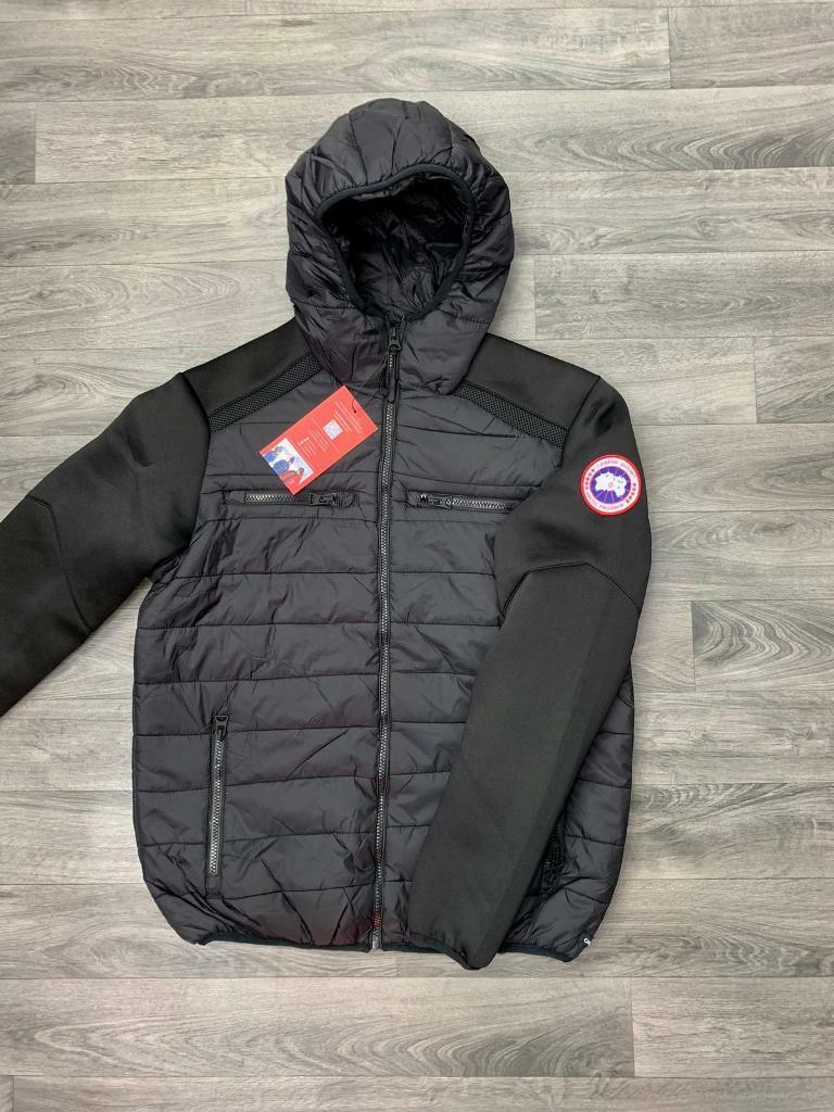 New Canada goose coat s to xl  2e9cbf7ea070