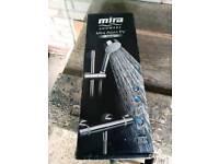 Mira Atom Ev thermostatic mixer shower brand new