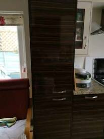 Kitchen pullout larder 1900x465 and magic Corner pullout for 1000 floor unit