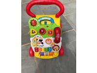 V tech baby walker for sale £8