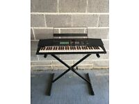 Yamaha Keyboard PSR-38 with Stand and Keyboard Bag