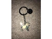Radley key ring